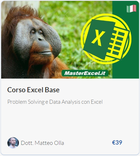 Corso-Excel-Base