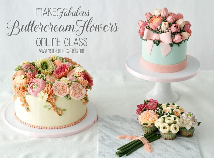 Home Make Fabulous Cakes School