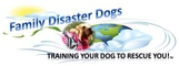 Family Disaster Dog Training