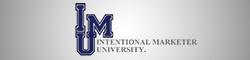 Intentional Marketer University