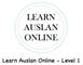 Learn Auslan Online