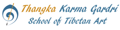 Thangka Karma Gardri School of Tibetan Art
