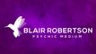 Blair Robertson Spirit Medium