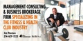 The Jim Thomas Business and Sales Developement Training for the Gym Industry