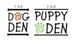 The Dog Den & The Puppy Den