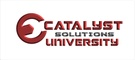 Catalyst Solutions University