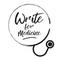 Write for Medicine