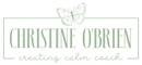 Christine O'Brien Creating Calm Coach