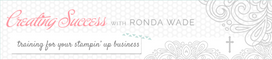 Creating Success with Ronda Wade