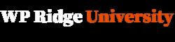 WP Ridge University