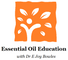 Essential Oil Education with Dr Joy