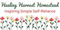 Healing Harvest Homestead School of Herbalism and Traditional Skills
