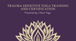 I Heart Yoga Training and Certifications