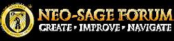 Neo-Sage Forum