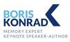 Dr. Boris Nikolai Konrad Memory Training