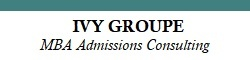 Ivy Groupe MBA Admissions Consulting