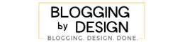 Blogging by Design