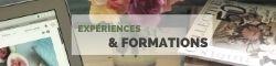 Expériences et Formations
