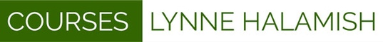Courses with Lynne Halamish