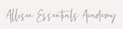 Allison Essentials Academy