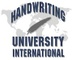 Handwriting University & Mental Fitness International
