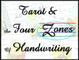 Tarot & the Four Zones of Handwriting