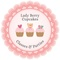 Lady Berry Cupcake School