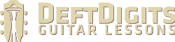 Deft Digits Guitar Lessons