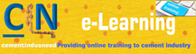 Cementindusneed  e-Learning platform for cement professionals