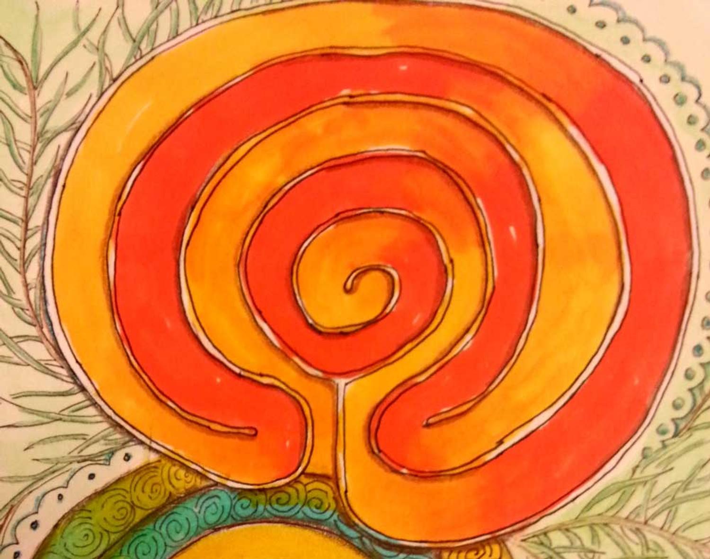 Chakra Vyuha Labyrinth