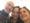 Jessica Bolton with Terry & Beatriz Sheldon