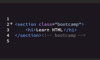 Learn HTML5 Formatted Text