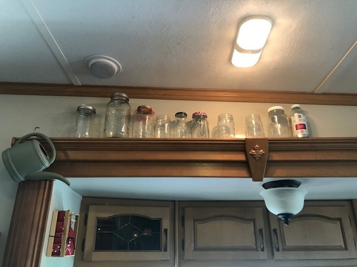 Jars in my RV