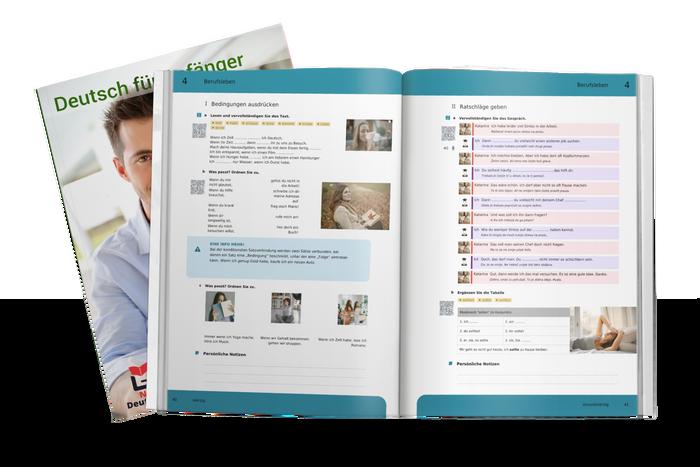 Arbeitsbuch - Kostenlose Probe