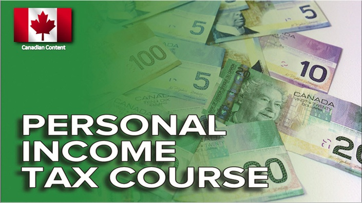 preparing canadian income tax returns - introductory course | canadian
