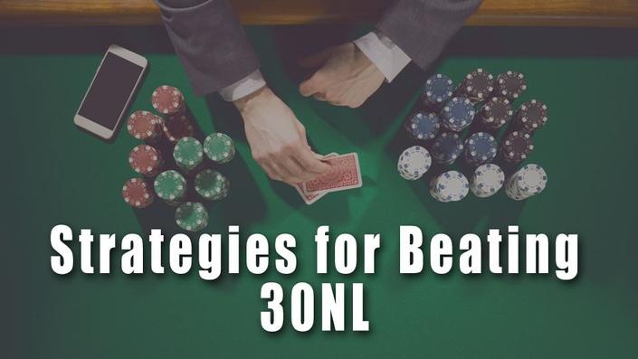 Cggthayysn6oqeevokfa strategies for beating 30nl