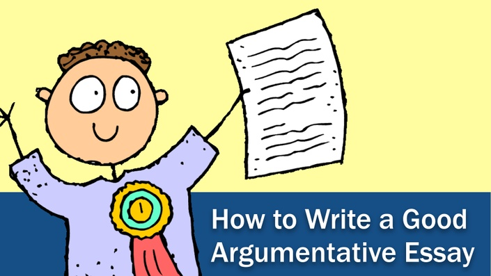 how to write a good argumentative essay the critical thinker how to write a good argumentative essay