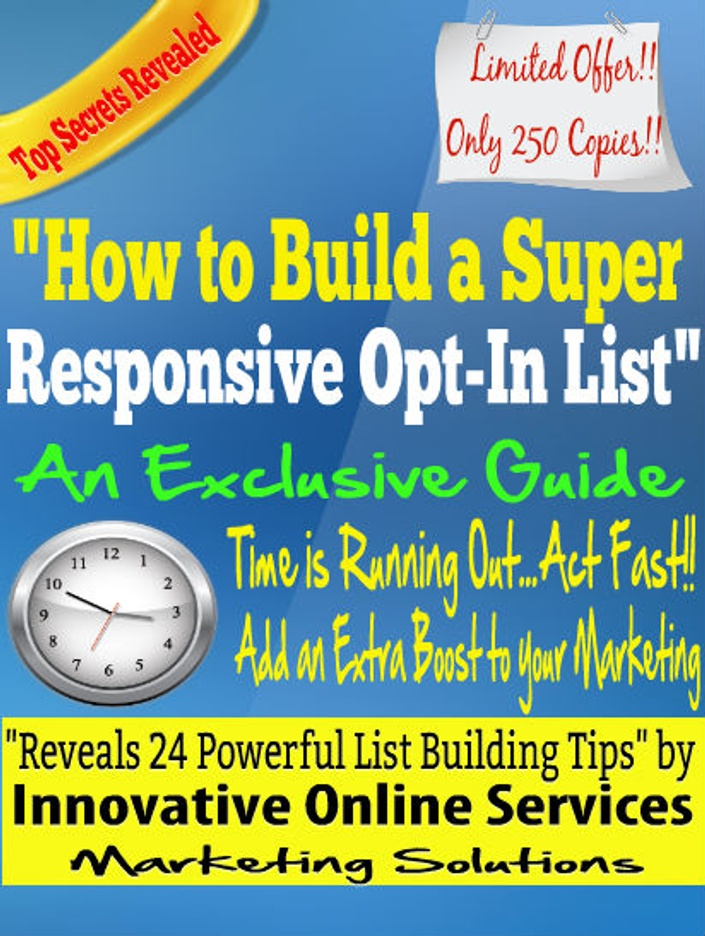 Ffgdjzmfrlw41qbiob1w building%20an%20opt in%20list%20flat%20ecover