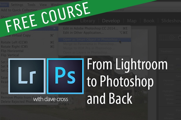 Learning Track | Learning Photoshop - Dave Cross Workshops