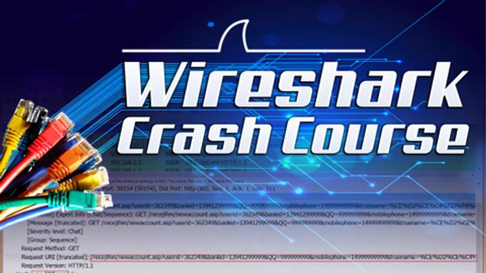 Wireshark Crash Course | Cyber Security School Online