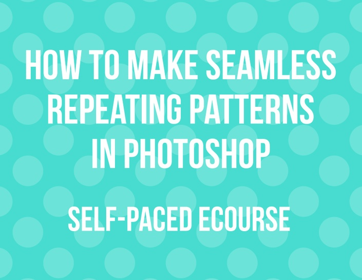 How To Make Seamless Repeating Patterns In Photoshop Build A Bigger Magnificent How To Make A Seamless Pattern In Photoshop
