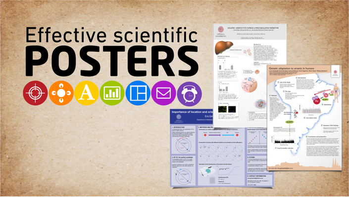 step by step guide for creating an effective scientific poster visua