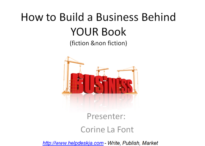 H4kay7qmtu7gzztrkiov cover image  how to build a business behind your book