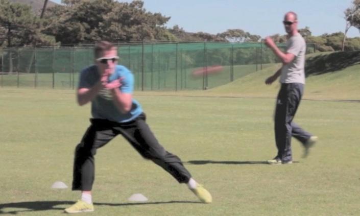 Cricketlab Elite Fielder - Gold Academy | Cricketlab