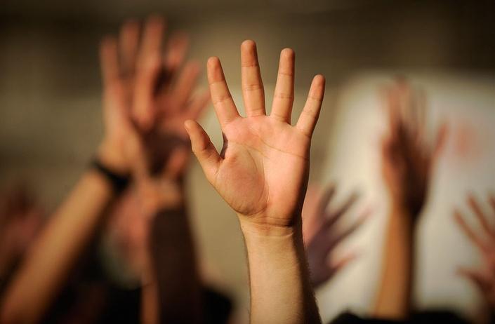 Xd7odmhkswbdc4oz9irc raised hands