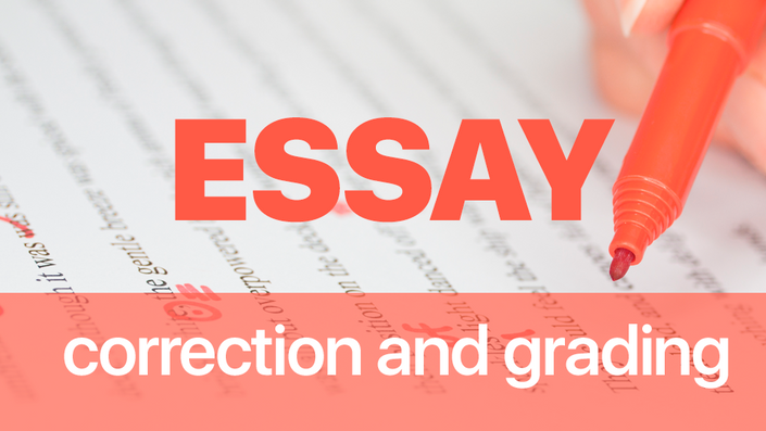 ielts professional essay correction and grading service ielts  ielts professional essay correction and grading service