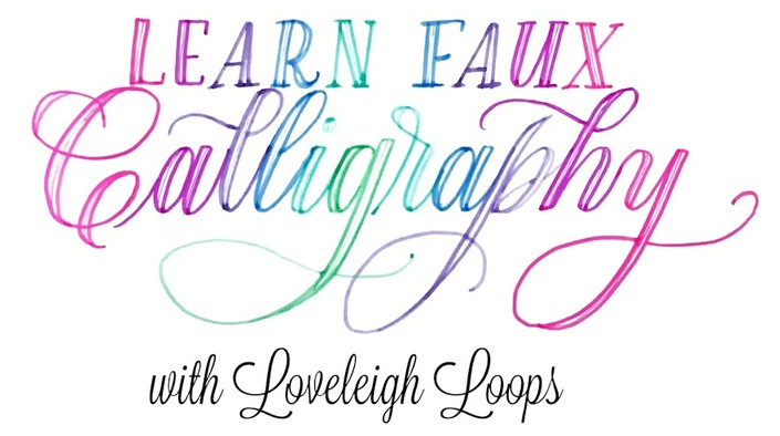 Loveleigh Loops Calligraphy Community