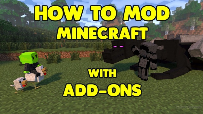 How to Mod Minecraft with Add-Ons | Cleverlike Studios
