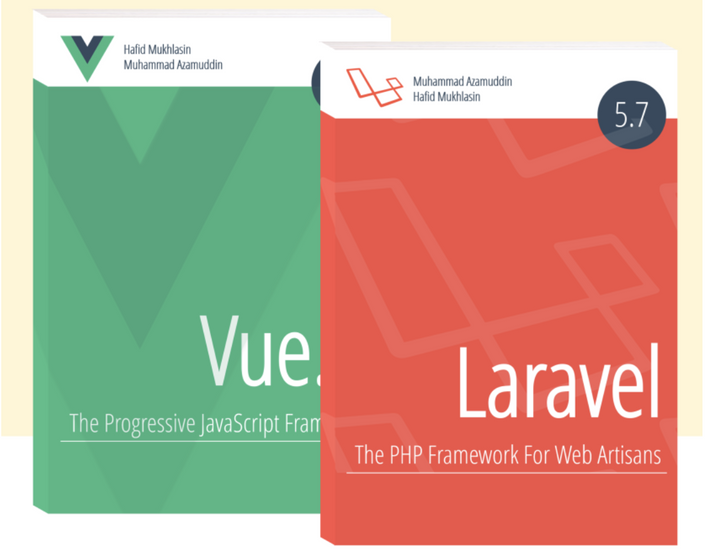 Ebook Laravel & Vue JS