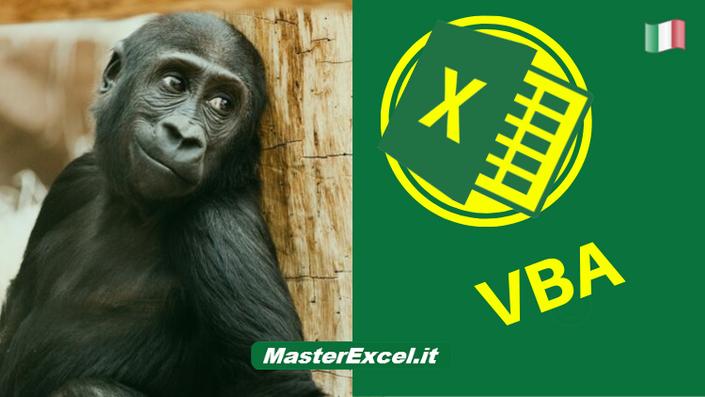 MasterClass: Excel, Macro e VBA
